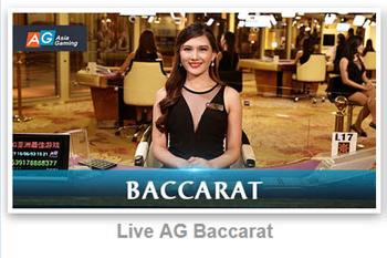 ag baccarat