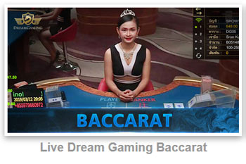dream gaming baccarat