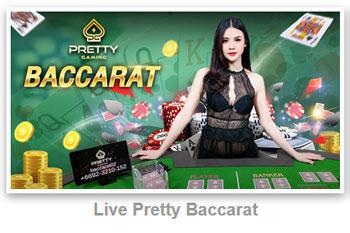 pretty baccarat